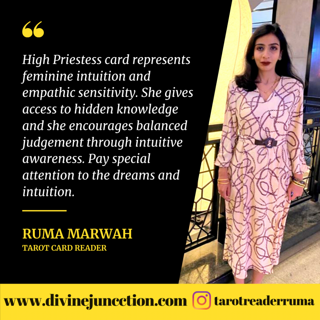 The High Priestess Meaning